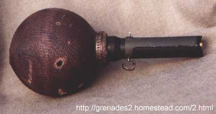 Weight Of Time >> No. 74 Grenade